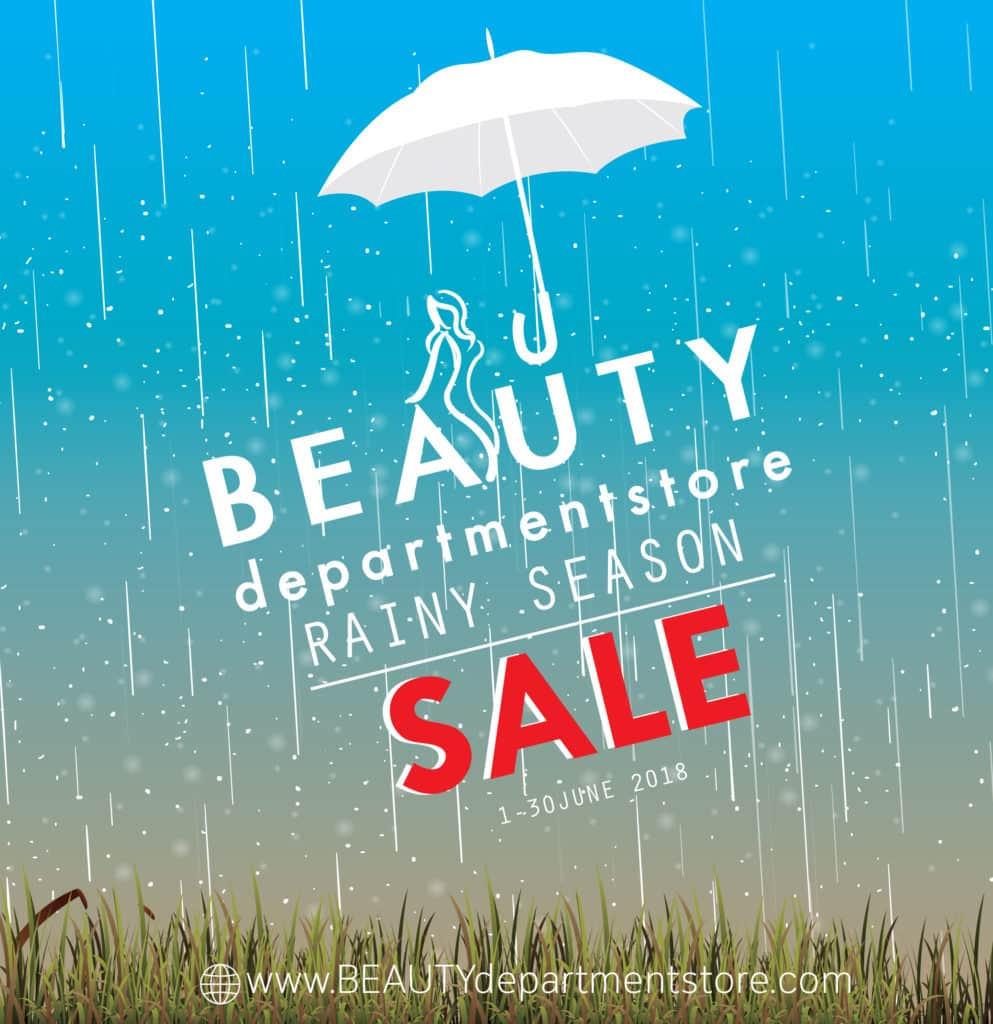 Rainy Season Sale 2561