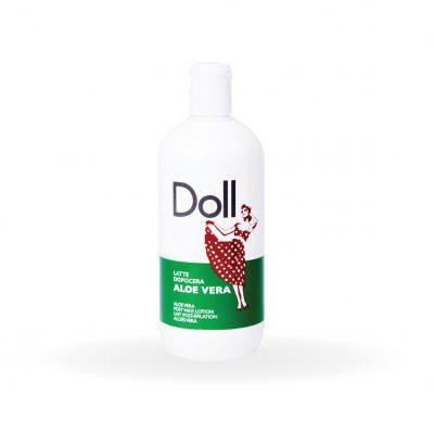 Doll Aloe Vera Post Wax Lotion