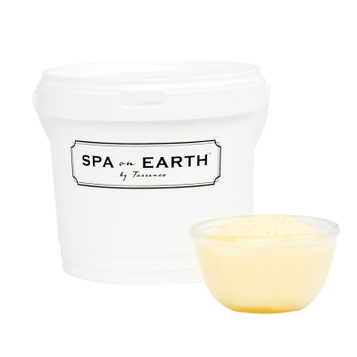 Pineapple Body Scrub By SPA On EARTH By Tassanee