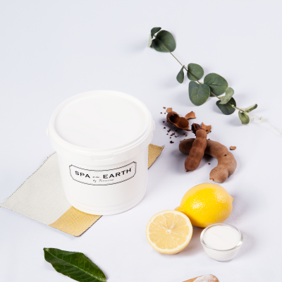 Tamarine & Lemon Mask By SPA On EARTH By Tassanee