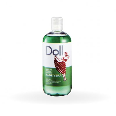 Doll Aloe Vera Pre Wax Tonic Lotion