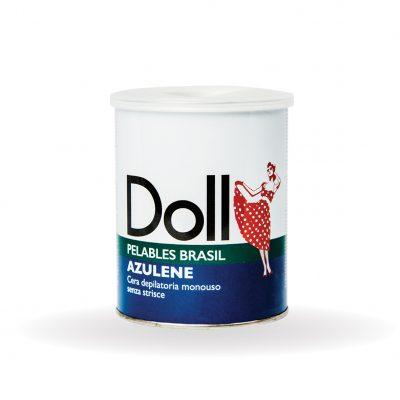 Doll Pelables Brasil Azulene