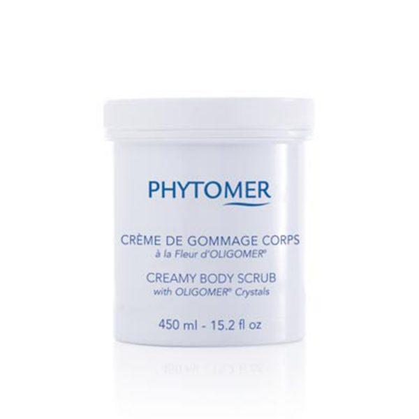Phytomer_creamy body scrub