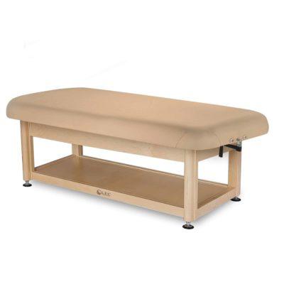 Napa Flat Top Spa Treatment Table Shelf Base
