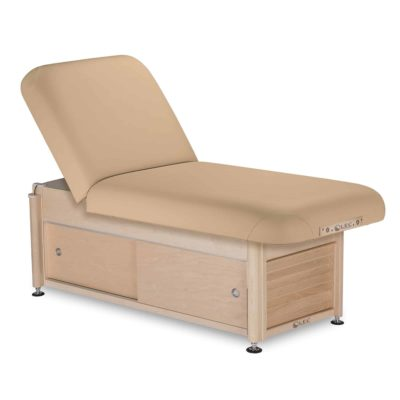 Serenity™ Facial Spa Treatment Table Cabinet Base W PowerAssist™